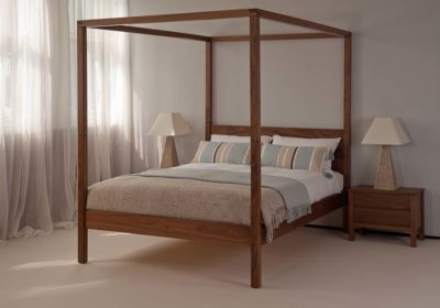 Orchid Four Poster