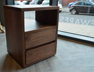 2-drawer-walnut-shelf-table