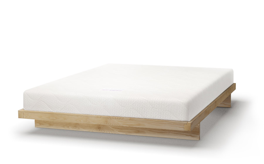 Kumo bed in ash