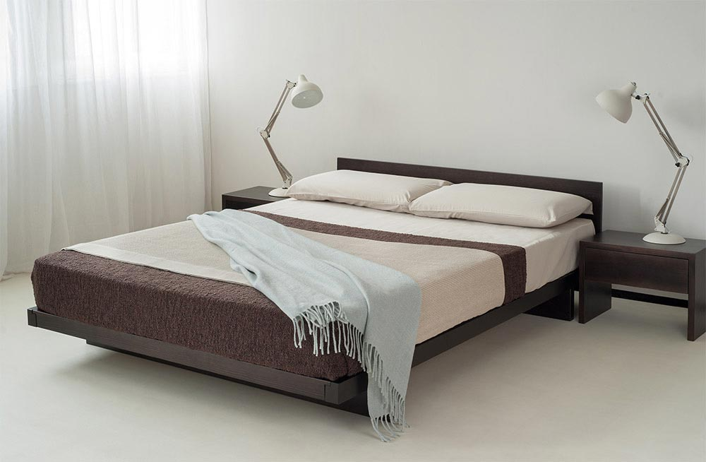 Kyoto Bed Collection Japanese Inspired Beds Natural
