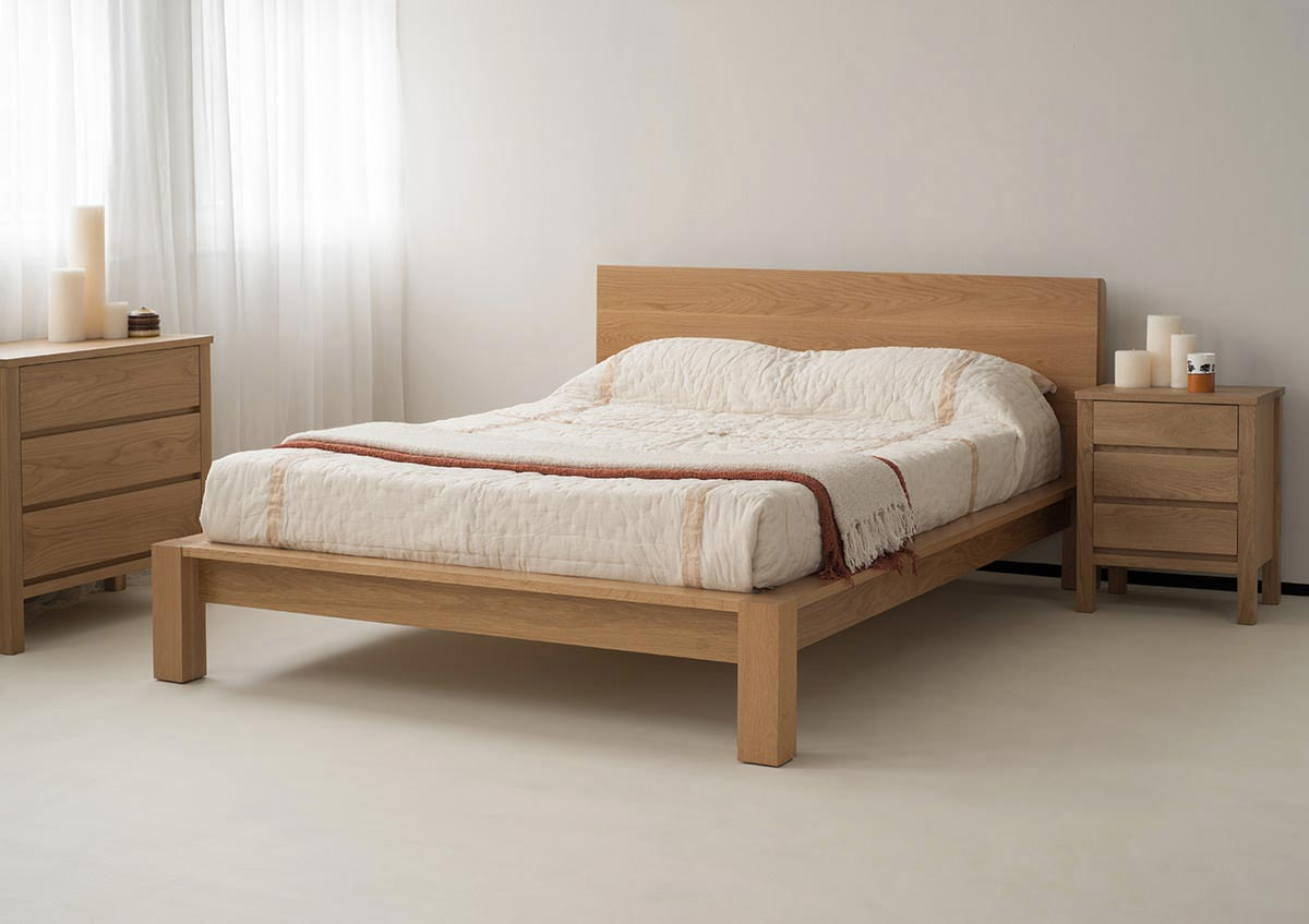 ex display ocean sale oak bed natural bed company