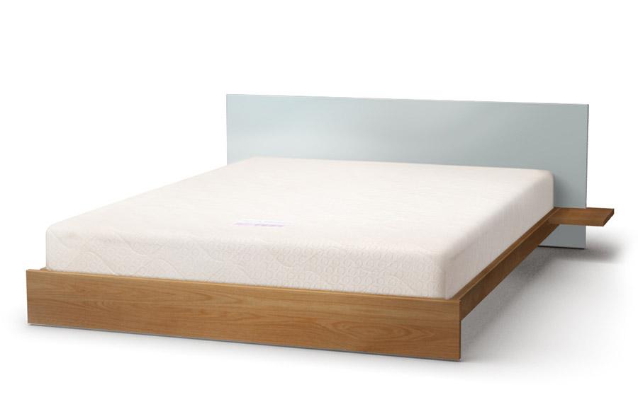 Koo bed in oak