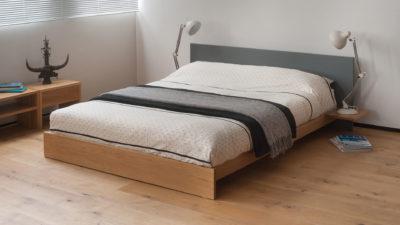 Koo painted platform bed 1200x800
