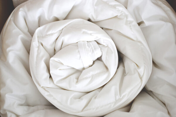 feather & down filled duvets
