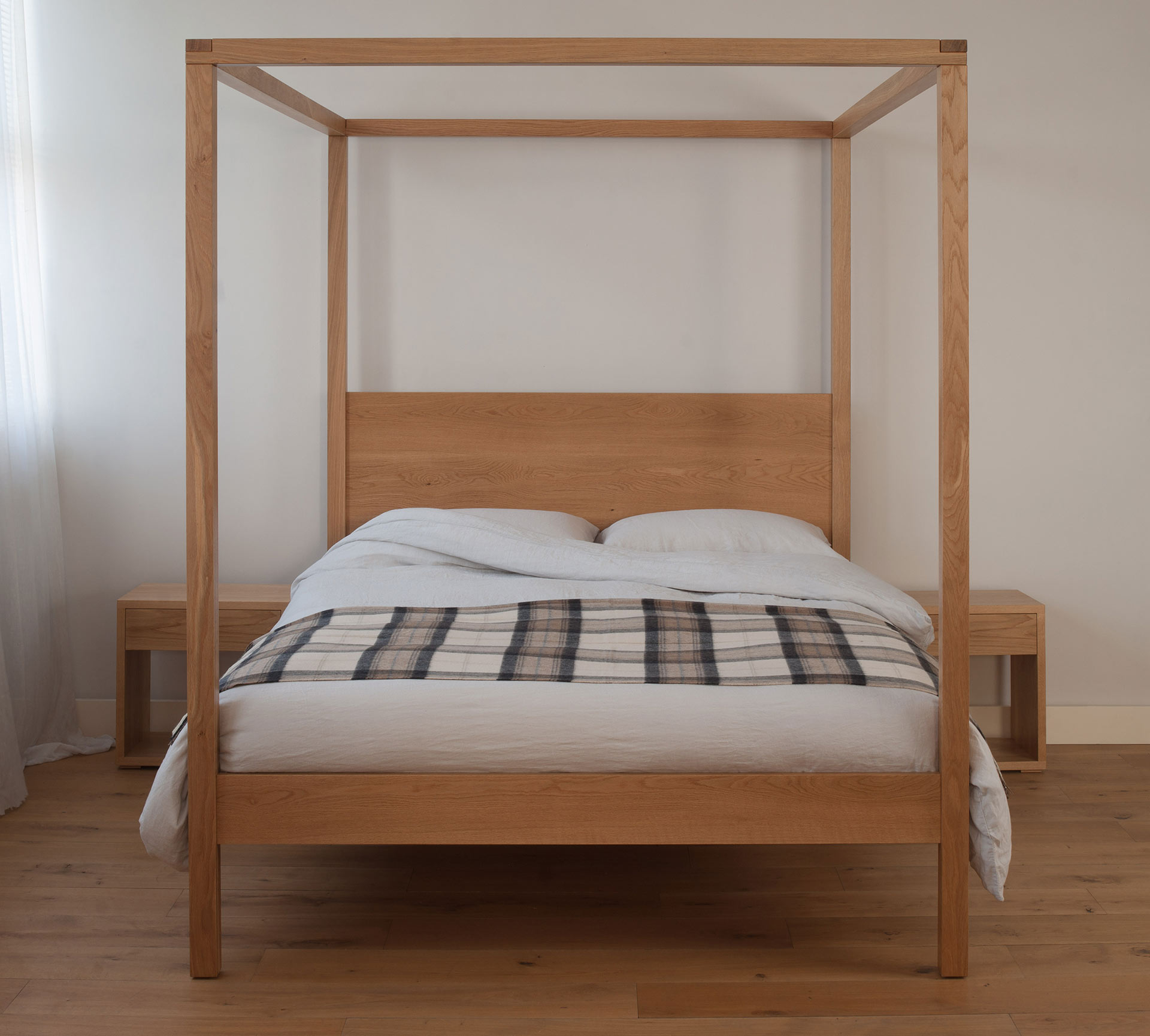 Choosing A Modern Four Poster Bed Blog Natural Bed Company