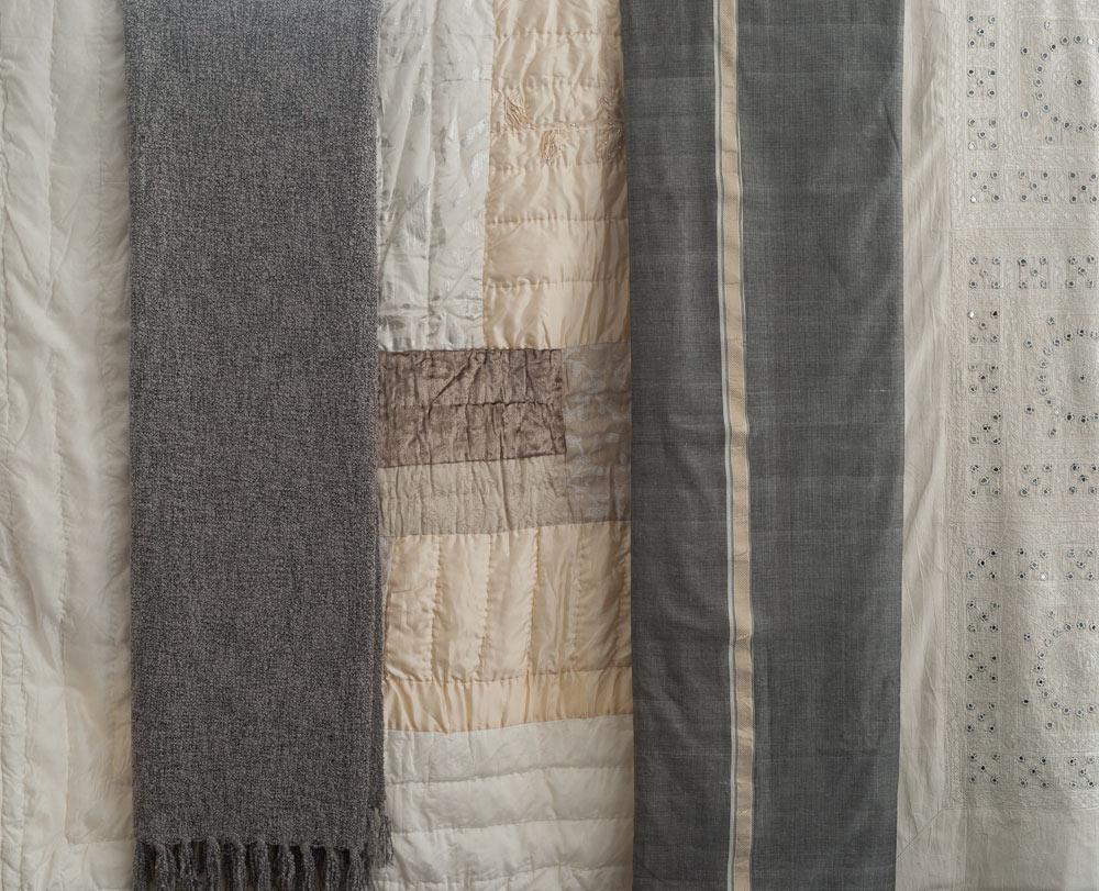 Silverleaf Indian bedspread