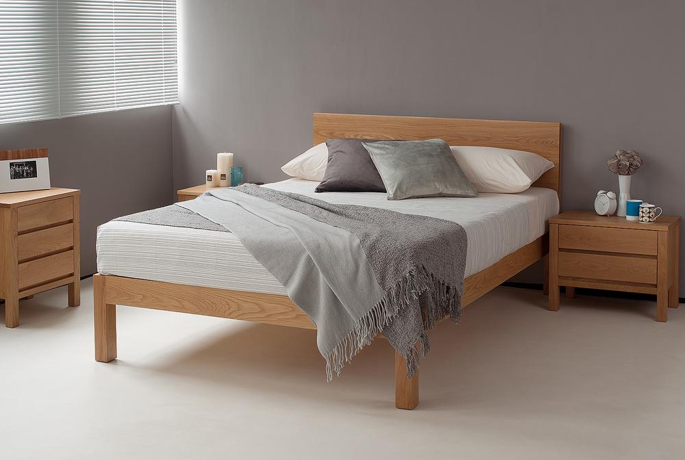 tibet solid wooden bed