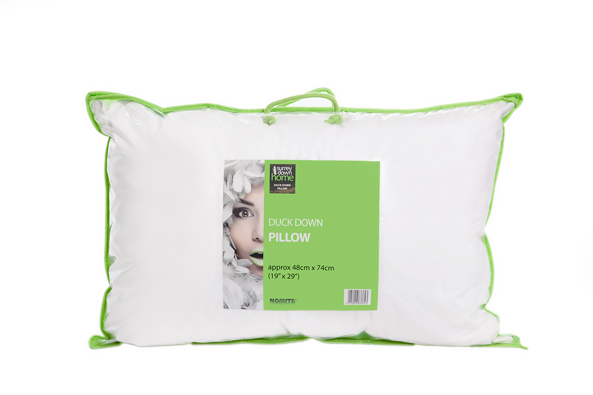 Duck Down Pillow