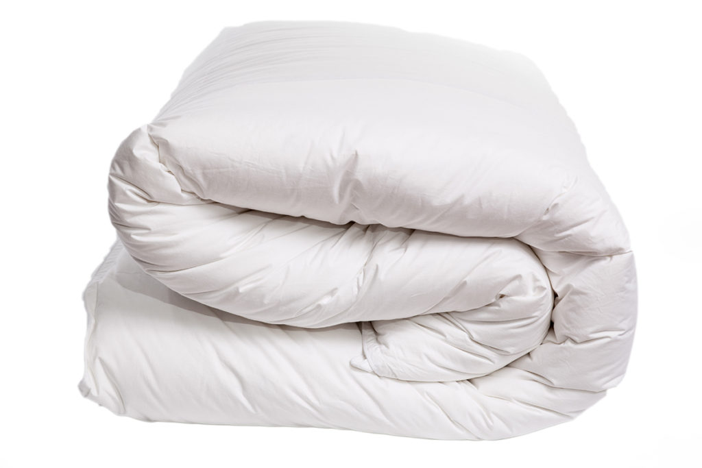 feather and down duvets