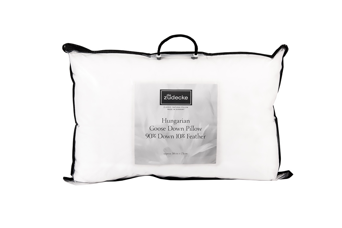 Duck Amp Goose Down Pillows Natural Bed Company