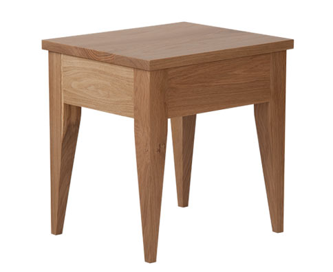 Designed by us to go with our classic wooden Cochin bed - the Cochin table