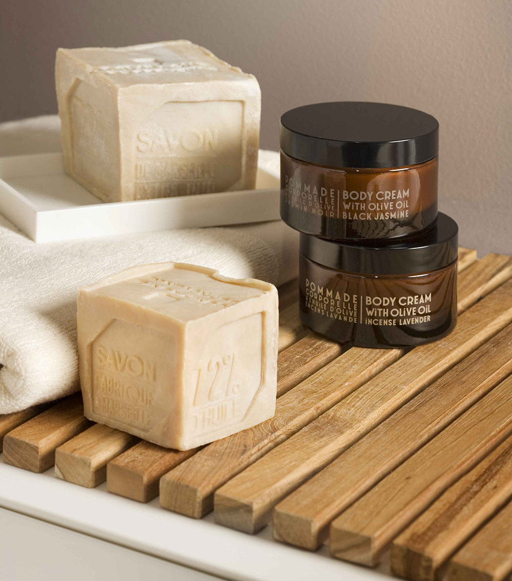 Compagnie de Provence body cream