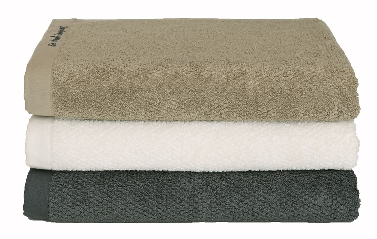 Organic Terry Towels Rice Weave Cotton Towels Natural