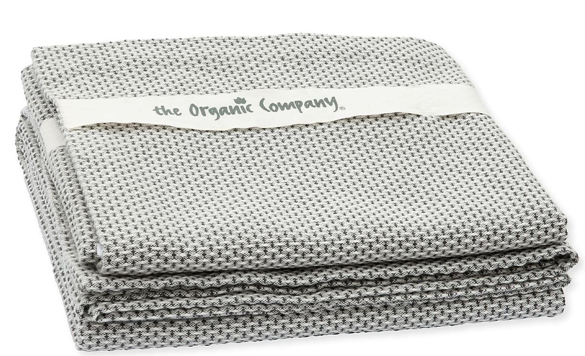 100% organic cotton wrap towel - light
