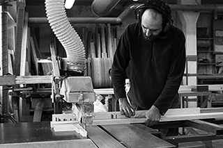Natural Bed Company craftsman