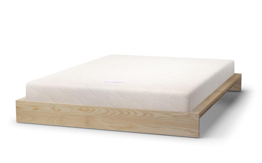 Ki bed in ash