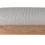Ki wooden bed from front