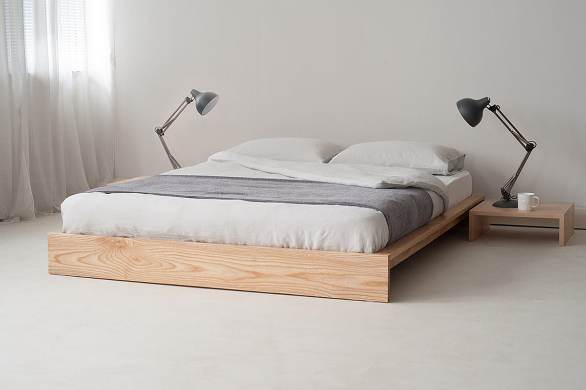ki low loft beds wooden beds natural bed company. Black Bedroom Furniture Sets. Home Design Ideas
