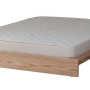 ki wooden bed