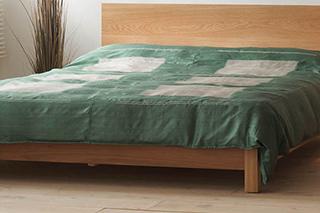 cypress silk duvet cover