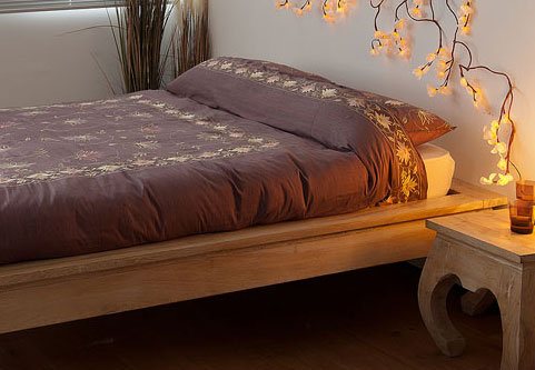indian bedroom insiration