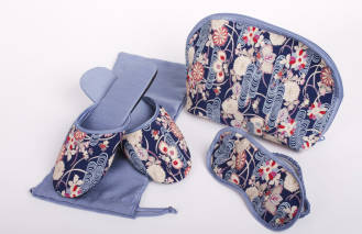 Nishura slippers - blue