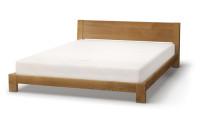 Java bed in oak