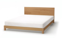 Sonora bed in beech