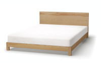 Sonora bed in pine