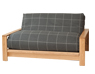 WOOL-futon-loose-covers