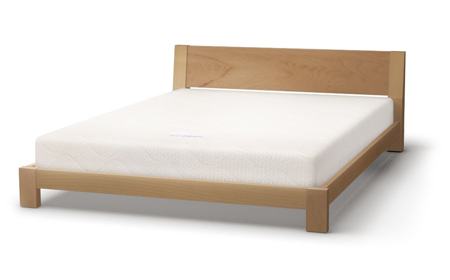 Java bed in beech