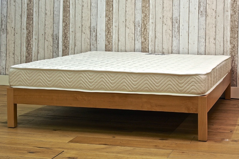 Sale Beds Sahara Without Headboard Natural Bed