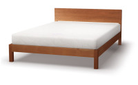 Sahara bed in cherry