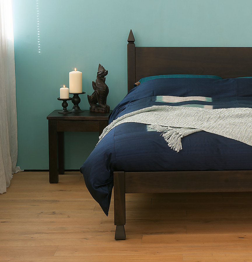 Samarkand Indian bed