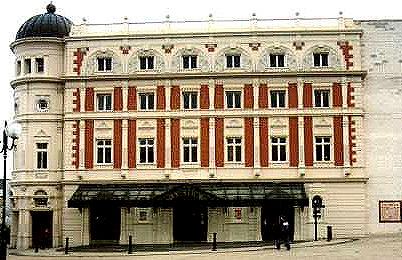 lyceum-theatre Sheffield