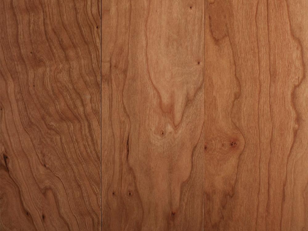 American cherry flooring