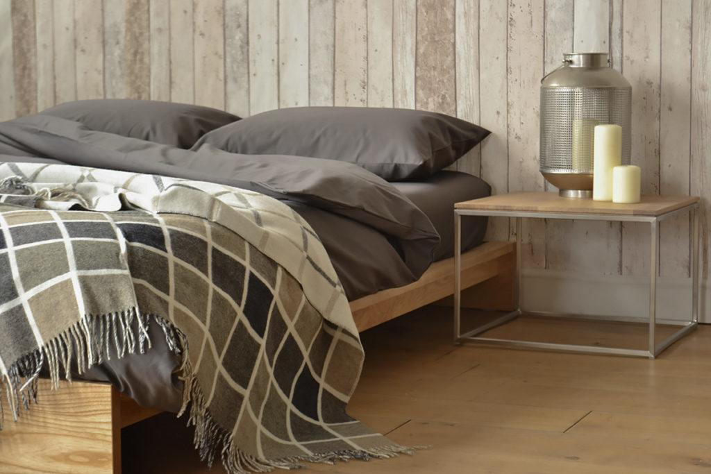 Ethnicraft Thin Bedside Table