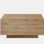 Ethnicraft madra bedside table