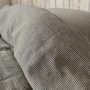 Checker Chambray duvet set
