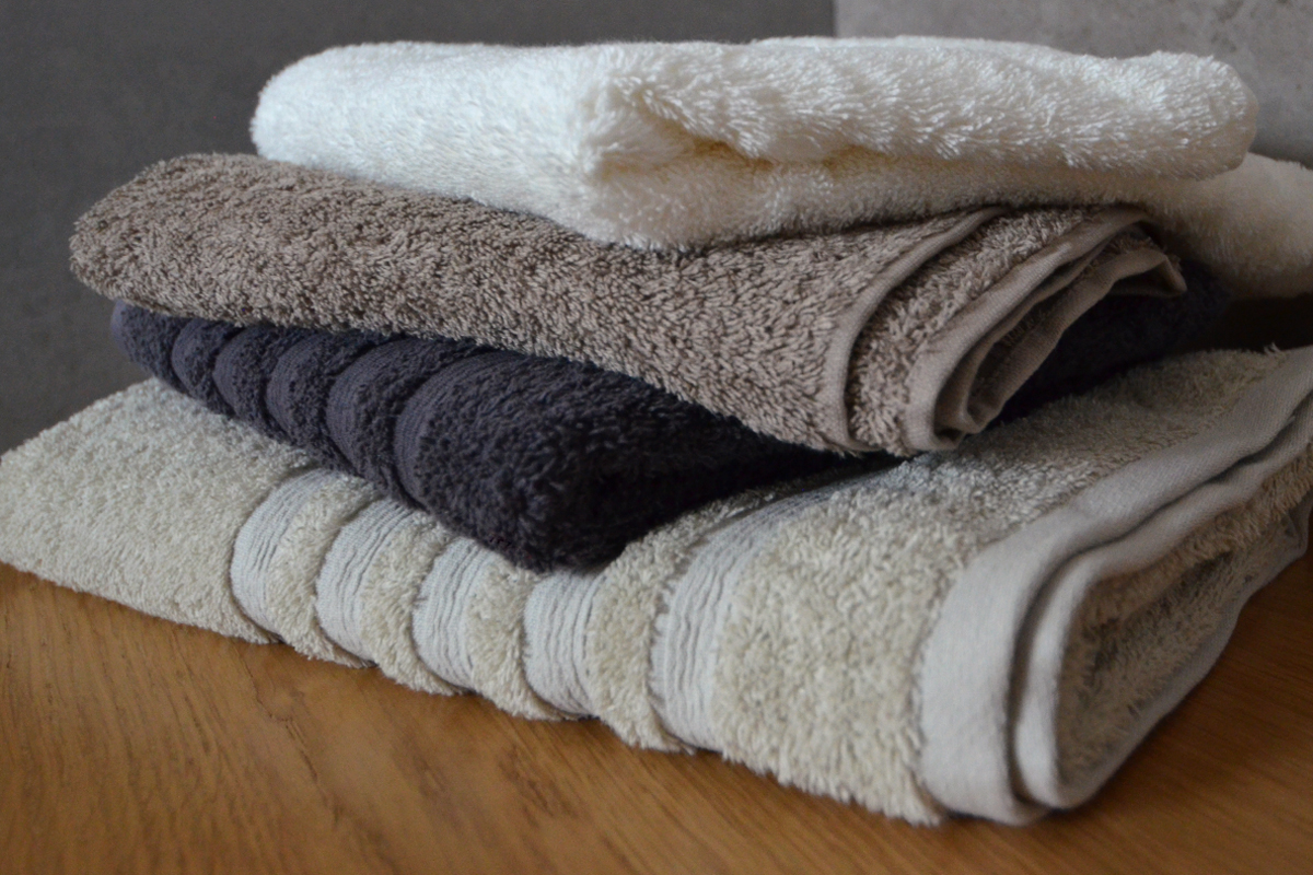 Broste copenhagen organic towels natural bed company for Warm biscuit bedding company