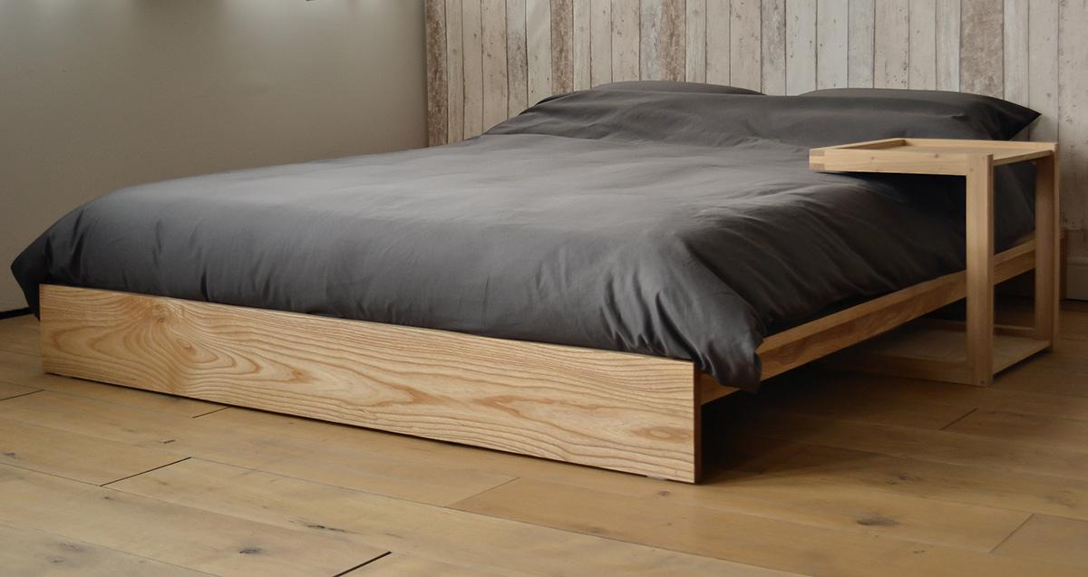 ki bed & frame table