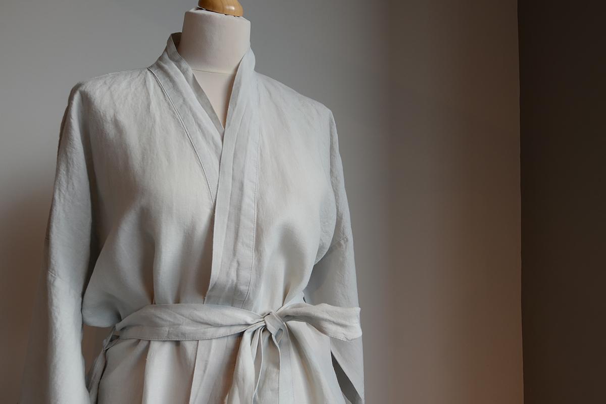 Linen Dress Long 100/% Organic Linen Nightgown