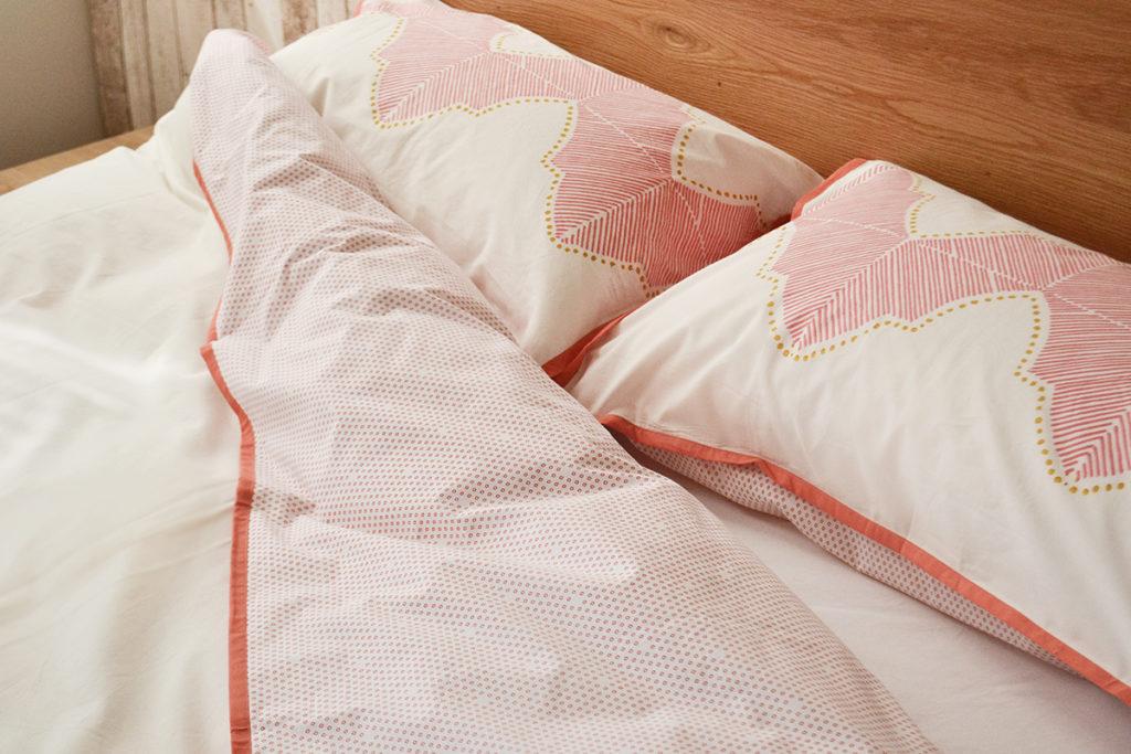 Jay Street Block Print Company Ashland bedding