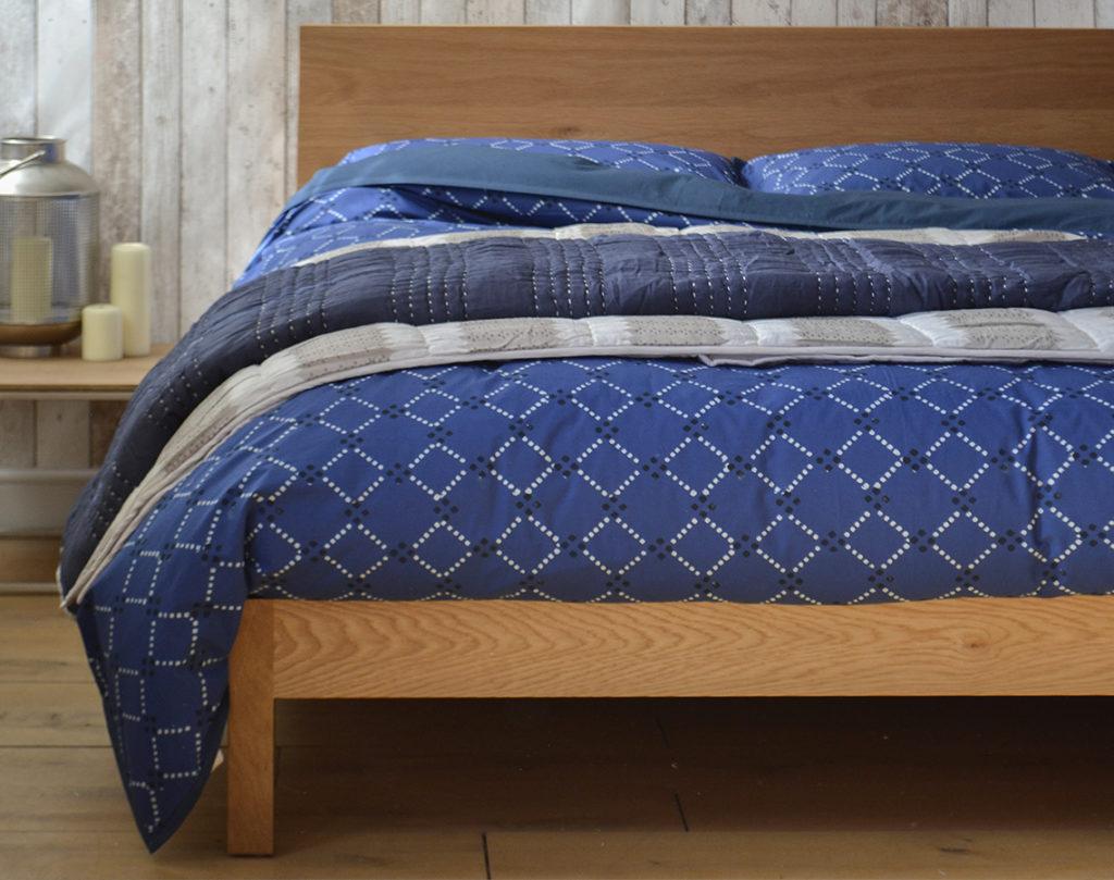 Shanti quilt & Hira Bedding