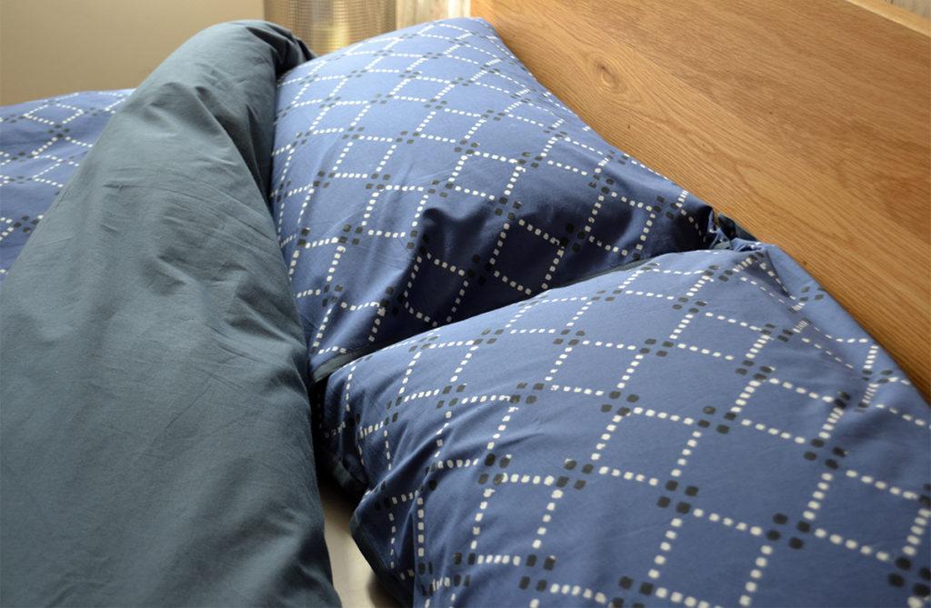Jay Street Block Print Company Hira bedding