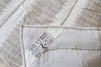 Sodala block print quilt
