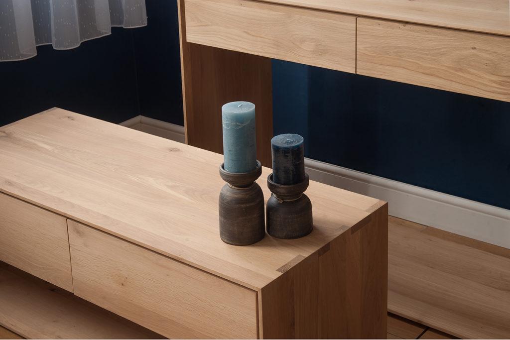 Ethnicraft nordic bedroom furniture