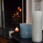 scented candles - blog