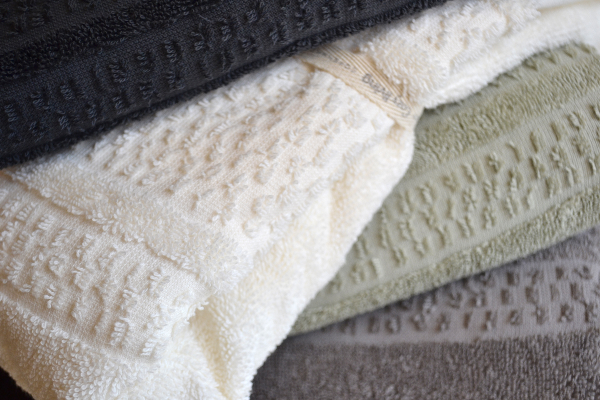 Danish Design towels