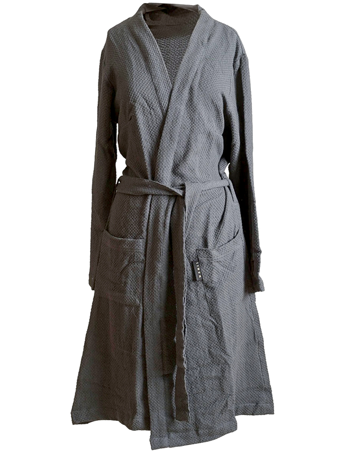 linum kimono robe